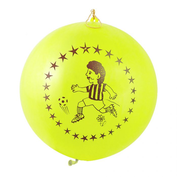 Punch Ball Neon Balloons