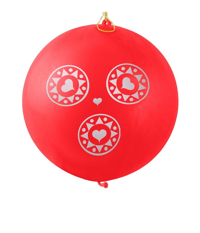 PUNCH BALL BALLOONS