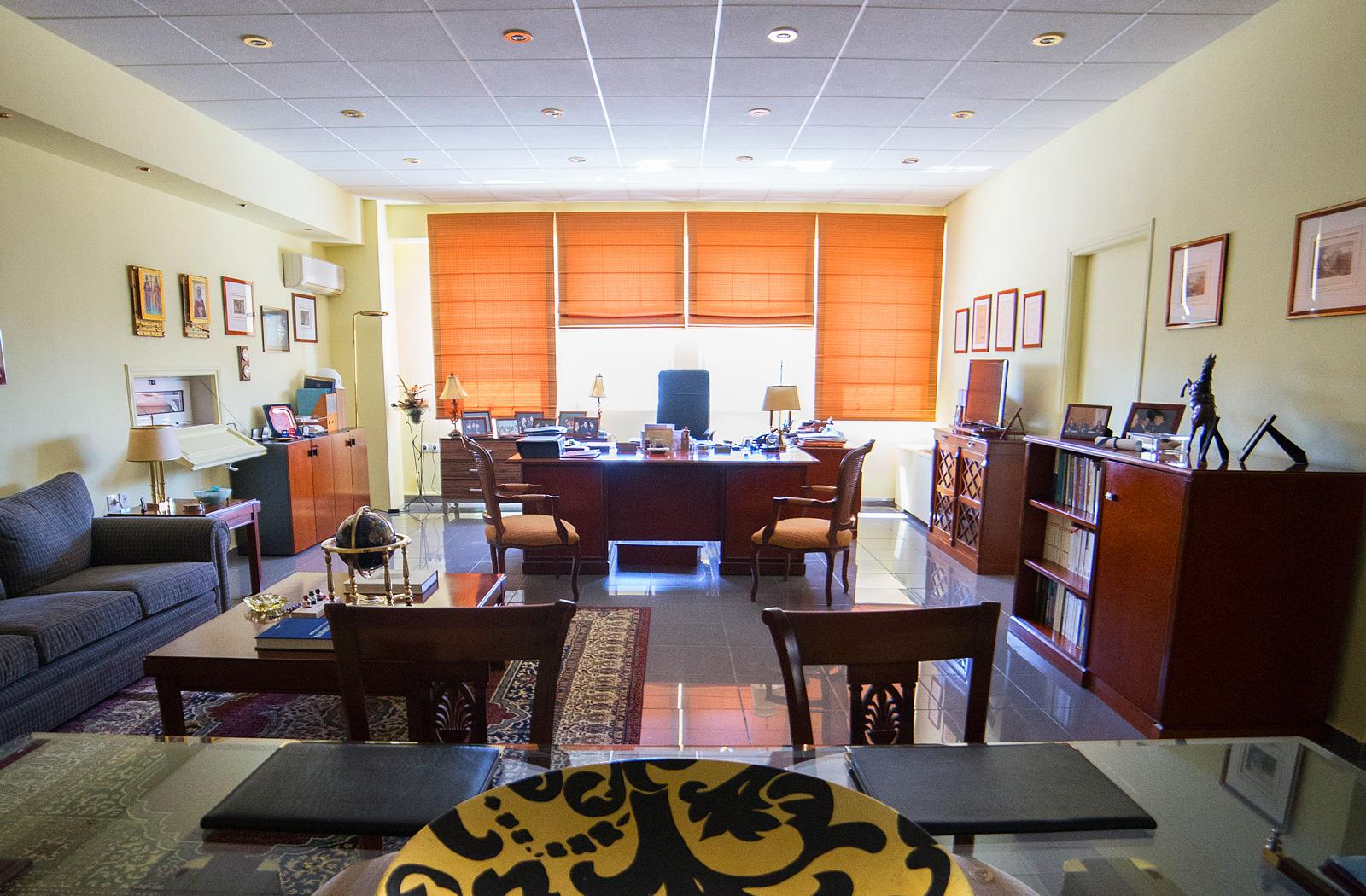 Swan office