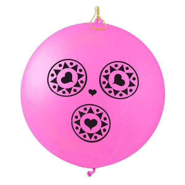 Punch Balls Balloons