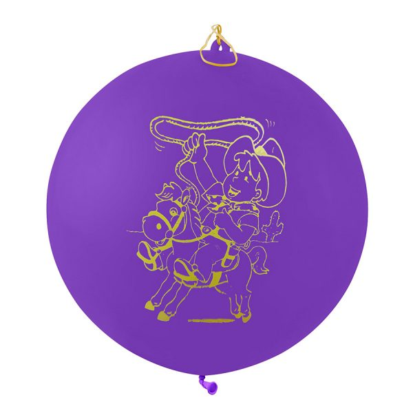 5 Punch Ball Balloons
