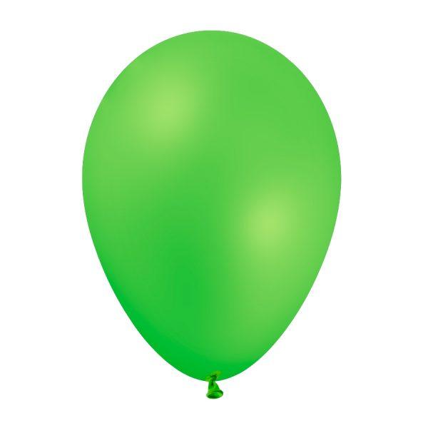 10 Neon Balloons