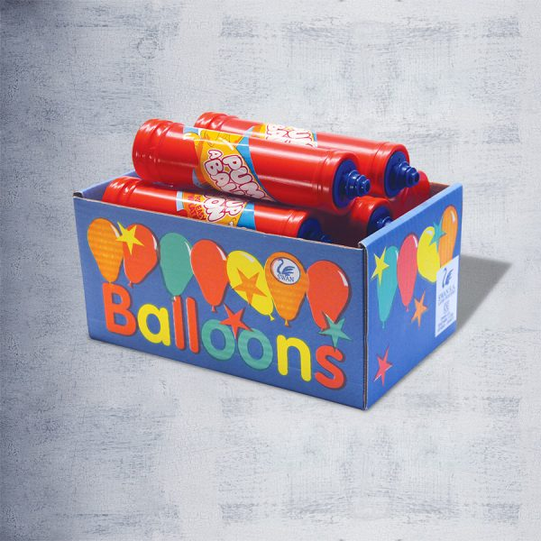 Balloon Pumps in display box